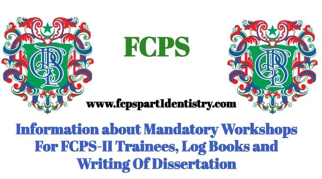 Dissertation writing cpsp