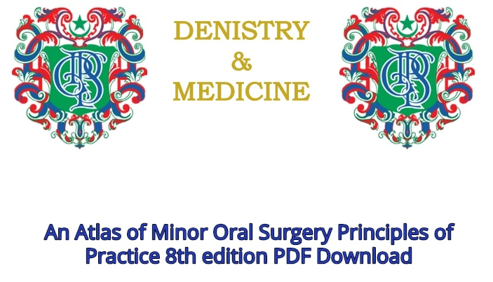 atlas of minor oral surgery