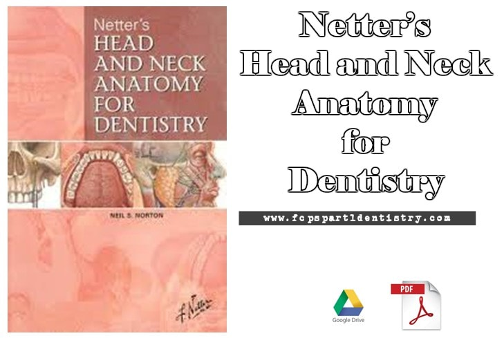 Netter\'s Head and Neck Anatomy for Dentistry PDF Download ...
