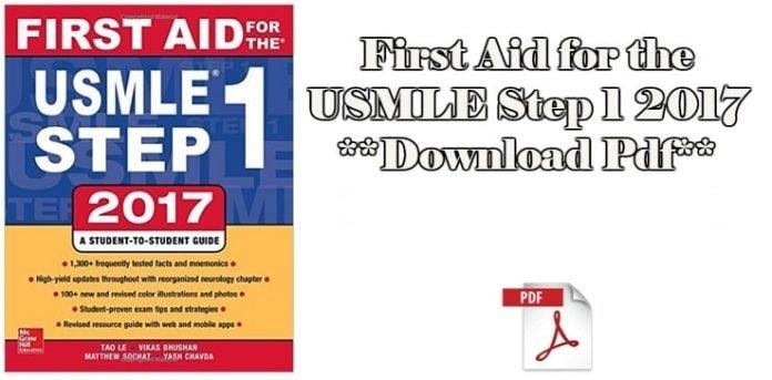 usmle step 1 2014 first aid pdf
